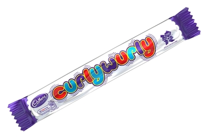 Picture of £0.39 CURLY WURLY BARS 26g (48)