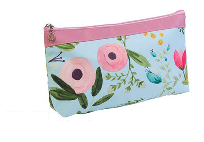 Picture of £2.99 FLORAL FRENZY COSMETIC BAG