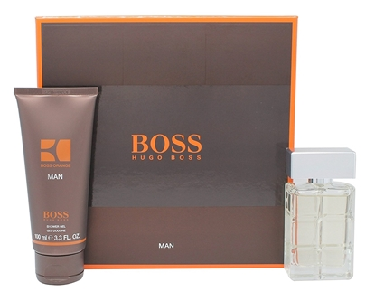 Picture of £39.00/32.00 BOSS ORANGE MAN 40ML GIFTST