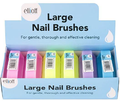 Picture of £0.99 LARGE GRIP NAILBRUSHES (6)