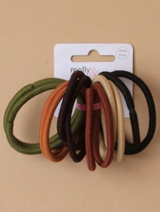 Picture of £1.00 NATURAL ELASTICS NO SNAG
