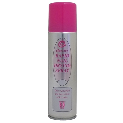 Picture of £1.00 QUICK DRYING NAIL SPRAYS 150ML(12)