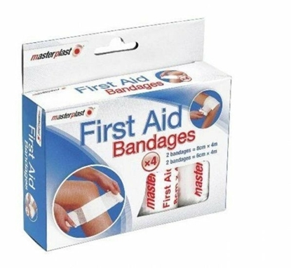 Picture of £1.49 FIRST AID BANDAGES 4's