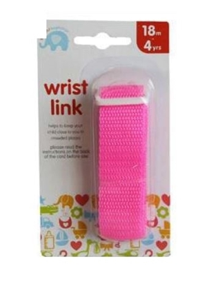 Picture of £1.79 CHILDRENS WRIST LINK PINK (24)