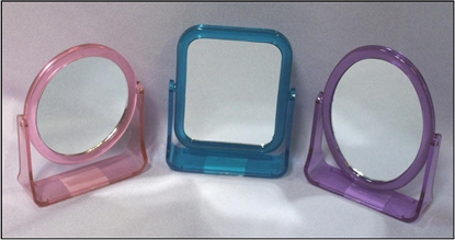 Picture of £1.99 TWO WAY MIRRORS (6)