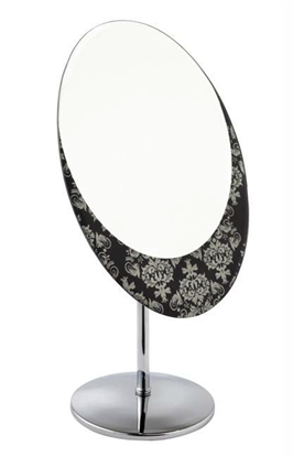 Picture of £14.99 MIRROR BLACK CHROME TRUE (1)