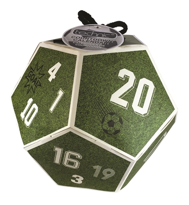 Picture of £14.99 MANSTUFF F.BALL ADVENT (4)
