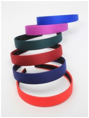 Picture of £1.00 SATIN ALICE BANDS SCHOOL (6)