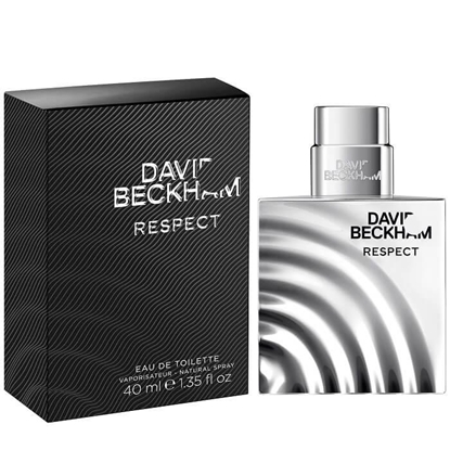 Picture of £20.00/8.75 BECKHAM RESPECT EDT 40ML