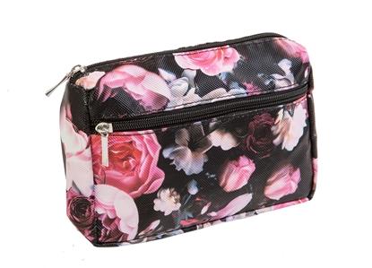 Picture of £3.99 DAMASK GARDEN MAKE UP BAG (6)