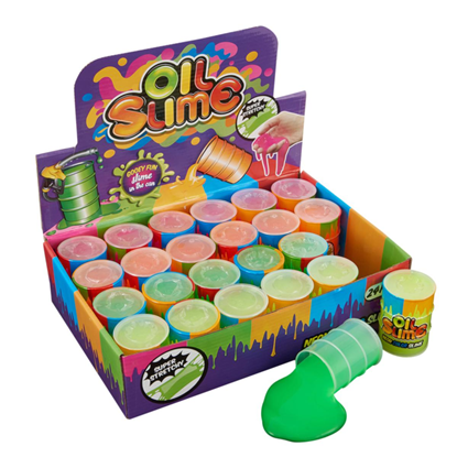 Picture of £1.00 OIL SLIME BARRELS (24)