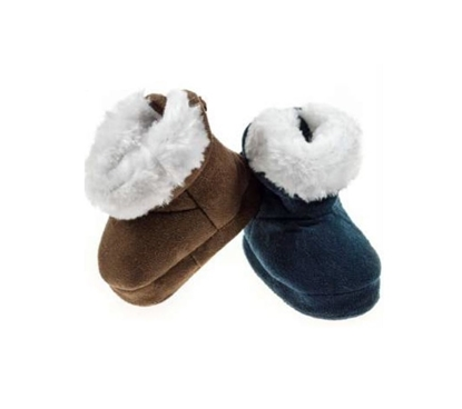Picture of £3.99 VELOUR BOOTS PLAIN (12)