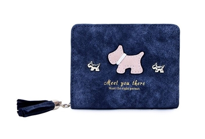 Picture of £8.99 SCOTTY DOG SQUARE PURSES (5)