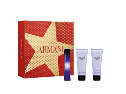 Picture of £79.00/69.00 ARMANI CODE FEMME G/SET