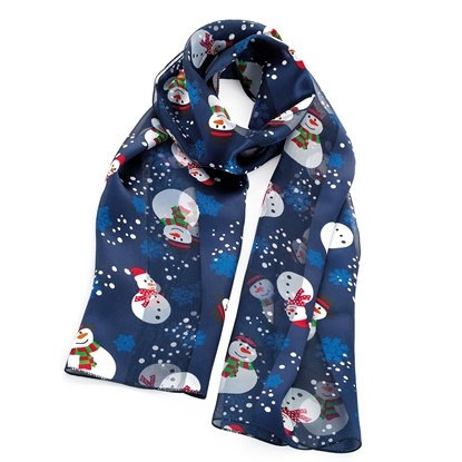 Picture of £4.99 CHRISTMAS SCARVES 2 ASST(2