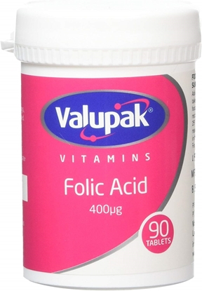 Picture of £1.00 VITAMINS FOLIC ACID