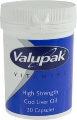 Picture of £1.29 VITAMINS COD LIVER H.STRENGTH