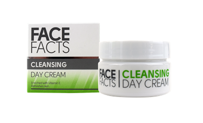 Picture of £1.00 FACE FACTS DAY CREAM 50ml (12)