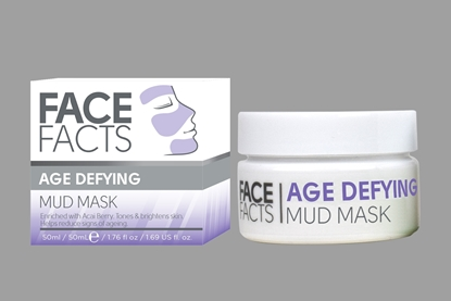Picture of £1.00 FACE FACTS AGE DEFY MUD 50ml (12)
