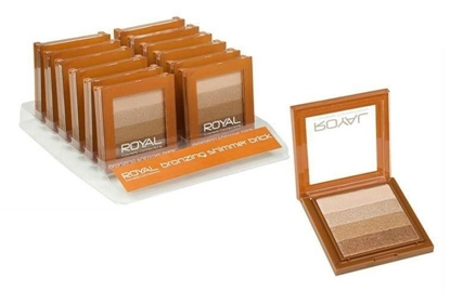 Picture of £1.99 ROYAL BRONZING SHIMMER BRICK (12)