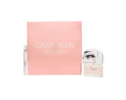 Picture of £57.00/37.00 C K WOMAN EDP GIFTSET