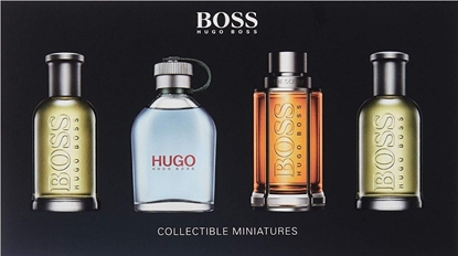 Picture of £39.00/35.00 HUGO BOSS MINI SET 4 X 5ML