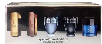 Picture of £50.00/47.00 PACO RABANNE MINI SET 4 X 5