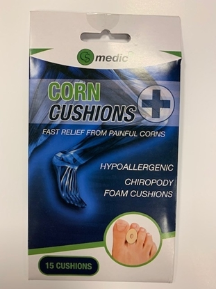 Picture of £1.00 MEDIC CORN CUSHIONS X 15