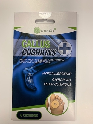 Picture of £1.29 MEDIC CALLUS CUSHIONS X 6 (12)