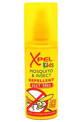 Picture of £1.00 XPEL MOSQUITO KIDS PUMP 75ml (12)