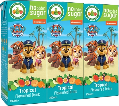 Picture of £0.49 PAW PATROL JUICE CARTON TROPIC(24)