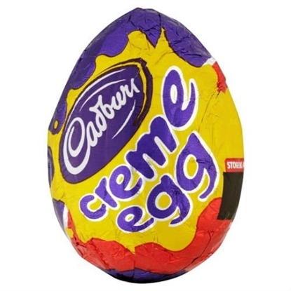 Picture of £0.60 CADBURY'S CREME EGG 40g (48)