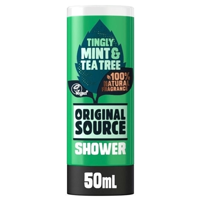 Picture of £0.69 O.SOURCE 50ml MINT S/GEL