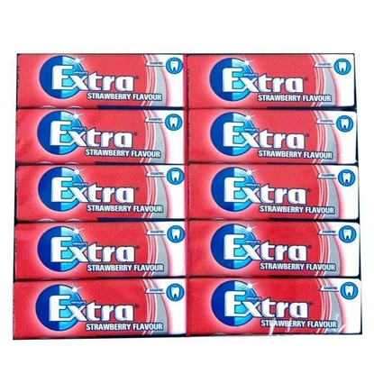 Picture of £0.49 WRIGLEYS STRAWB. CHEWING GUM (30)
