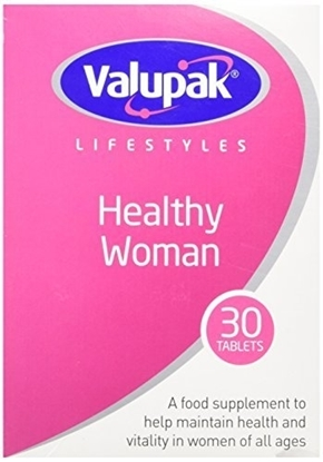 Picture of £3.99 VITAMINS HEALTHY WOMAN (3)