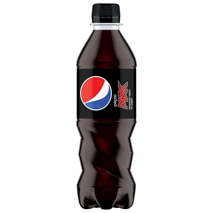 Picture of £0.89 PEPSI MAX 375ml BOTTLE (24)
