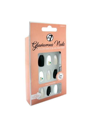Picture of £3.99 GLAMOUROUS NAILS NAILED IT (12)