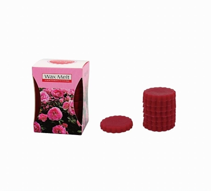 Picture of £0.50 SCENTED WAX MELTS ROSE SCENT