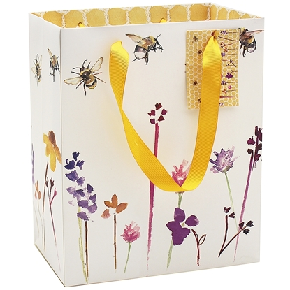 Picture of £1.29 BUSY BEE LARGE GIFT BAG (6)