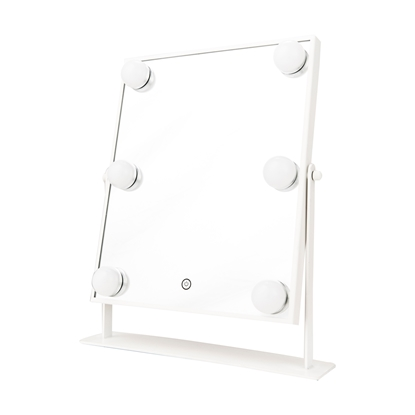 Picture of £29.99 HOLLYWOOD LED WHITE MIRROR (2)