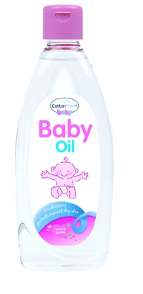 Picture of £1.00 BABY OIL 355ML (12)