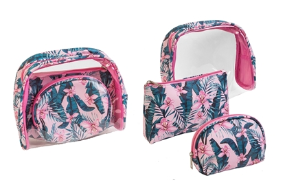 Picture of £9.99 ALOHA 3PCE BAG SET