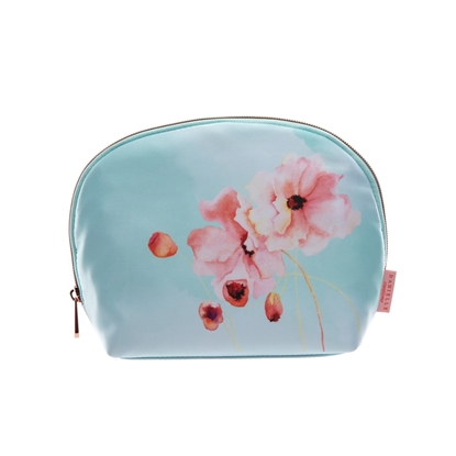 Picture of £13.99 DANIELLE FLORAL BEAUTY BAG