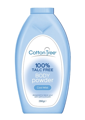 Picture of £1.00 BODY POWDER COOL BREEZE 280G (12)
