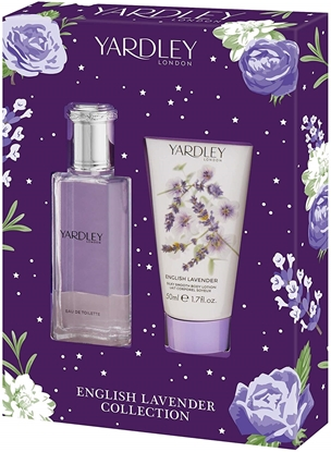 Picture of £7.99 YARDLEY LAVENDER EDT GIFT SET (3)