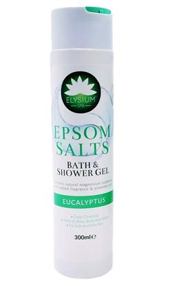 Picture of £1.00 ESPOM SALT EUCALY. SH.GEL 300ML