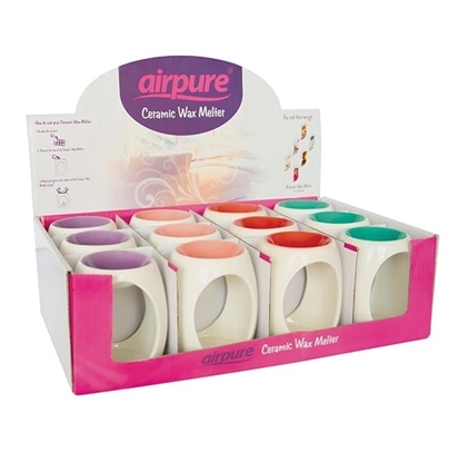 Picture of £1.49 AIRPURE CERAMIC WAX MELTERS