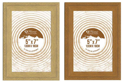 Picture of £2.49 DALAMARE 5x7 WOOD FRAMES (12)