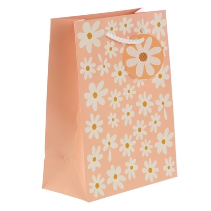 Picture of £0.49 DAISY GIFT BAG MEDIUM