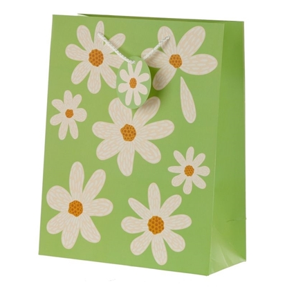 Picture of £0.99 DAISY GIFT BAG LARGE